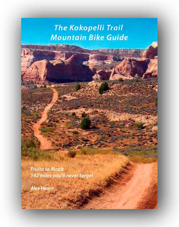 BIKERPELLI KOKOPELLI TRAIL GUIDE
